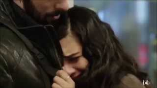 getlinkyoutube.com-Elif & Omer » Kara Para Ask ☞ İnci Tanem (Greek Lyrics)