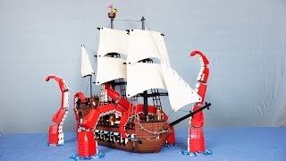 The Lego Kraken
