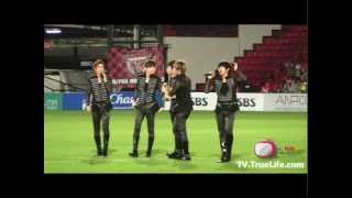 getlinkyoutube.com-Asian Dream Cup 2012 in Thailand และโชว์จาก MBLAQ