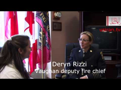 Farahani interview with Rizzi Fire Deputy chief- rahehal