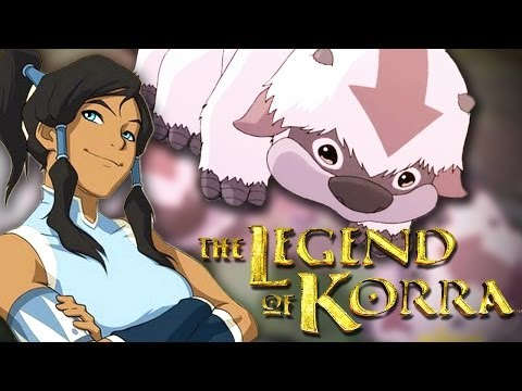 Legend of Korra Gets Deep on TV Show Show!