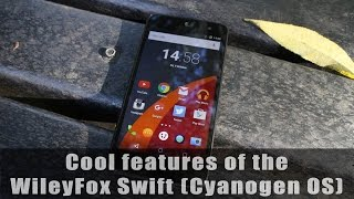 getlinkyoutube.com-Cool features of the Wileyfox Swift (Cyanogen 12.1)