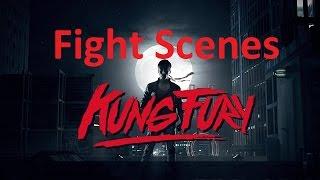 getlinkyoutube.com-Kung Fury fight scenes