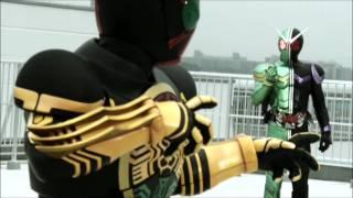 getlinkyoutube.com-Kamen Rider OOO Cameo Appearance