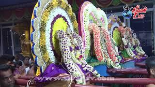 சுவிச்சர்லாந்து - சூரிச் அருள்மிகு சிவன் கோவில் கொடியிறக்கம் 24.06.2018