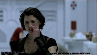 getlinkyoutube.com-Resident Evil: Afterlife - Bloopers HD