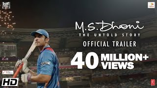 getlinkyoutube.com-M.S.Dhoni - The Untold Story | Official Trailer | Sushant Singh Rajput | Neeraj Pandey