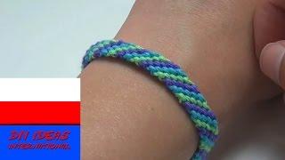 getlinkyoutube.com-bransoletki z muliny dla początkujących po polsku - Bransoletki przyjaźni