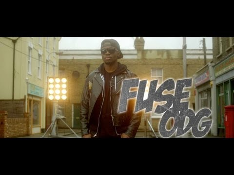 Fuse ODG - Antenna Ft. Wyclef Jean (Official Video) [AFRICAX5]
