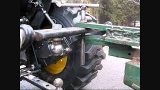 getlinkyoutube.com-story on my green dump trailer