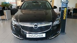 getlinkyoutube.com-NEW 2016 Opel Insignia - Exterior & Interior