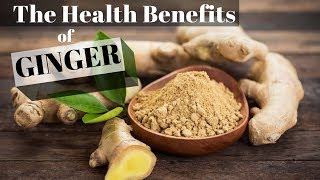 getlinkyoutube.com-The Health Benefits of Ginger