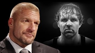 """getlinkyoutube.com-Triple H on what's """"cool"""" about Dean Ambrose"""
