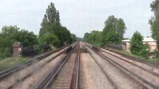 getlinkyoutube.com-Drivers Eye View: Waterloo to Basingstoke