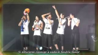 getlinkyoutube.com-LET ME BE THE ONE (SPANISH COVER) - SS501
