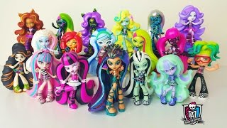 getlinkyoutube.com-All 19 Monster High Vinyl Figures