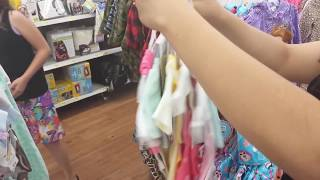 getlinkyoutube.com-OMG Jeffrey and Heavenly both go to Wal Mart