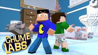 getlinkyoutube.com-Minecraft: BARATA GIGANTE! (Chume Labs 2 #61)
