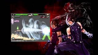 getlinkyoutube.com-nameless en The King Of Fighters Wing EX v1.0