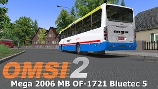 getlinkyoutube.com-OMSI 2 - NEOBUS Mega 2006 MB OF-1721 Euro V [+DOWNLOAD]