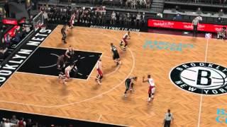 getlinkyoutube.com-Raptors Playbook QUICK 3 FIST 91 (NBA 2K16)