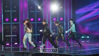 180521 BTS (방탄소년단) @ BBMA 2018 Fake Love HD [FANCAM] (group Focus) //full Quality Vers. (no Edit)