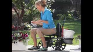 & Rolling Gardening Seat | Garden Tools | Solutions - YouTube islam-shia.org