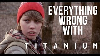 "Everything Wrong With David Guetta - ""Titanium"""