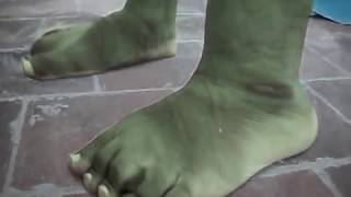 getlinkyoutube.com-Marvels Hulk Transformation vfx