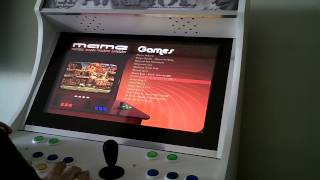 getlinkyoutube.com-Fliperama Arcade 10.000 jogos (C/ Central Multimidia e Pinball)