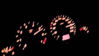 getlinkyoutube.com-Opel Astra G 1.6 16V Autobahn A555 Köln-Bonn Tacho HD Top Speed