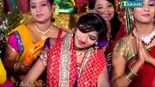 getlinkyoutube.com-anjali bhardwaj devi geet 2015  || kathi ke re kakahi || maai ke man bhave odaul ke phool