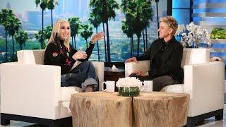 getlinkyoutube.com-Gwen Stefani on Her Family