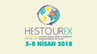HESTOUREX 2018 5-8 April in Antalya