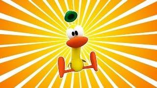getlinkyoutube.com-Pocoyó - ¡Los mejores momentos de Pato!