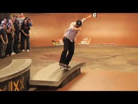 Tampa Pro 2011 Finals &amp; Best Trick