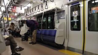 getlinkyoutube.com-【上野東京ライン】 E233系3000番台 普通高崎行き 伊東~網代 車内走行音