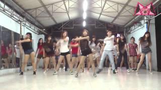 getlinkyoutube.com-Boom Boom Pow Dance Cover by BoBo's class