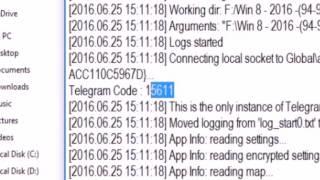 getlinkyoutube.com-Telegram Hack with SDK bug (2016)