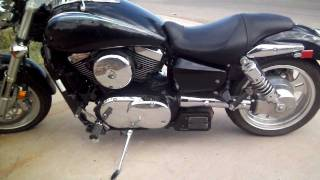 getlinkyoutube.com-KAWASAKI VULCAN 1500 MEAN STREAK really loud