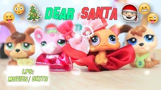 LPS: Dear Santa - Christmas Special 2016 (Lucy & Maddison Funny Skit)