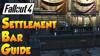 getlinkyoutube.com-Fallout 4 Settlement Guide - Settlement Bar