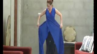 getlinkyoutube.com-DIY - Como fazer Blusa multiuso ( veste vários modelos)