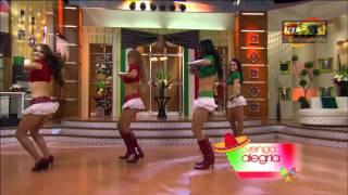 """getlinkyoutube.com-Full HD ¡El ballet de venga la alegría bailando! """"Yo tengo Swing"""""""