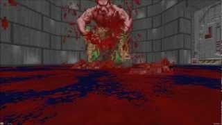 getlinkyoutube.com-All the ways to die in Brutal Doom (Enemy on player fatalities) (Updated!)
