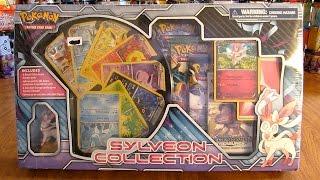 getlinkyoutube.com-20 Pokemon Box Opening: Sylveon Collection