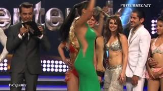 getlinkyoutube.com-Livia Brito Qlazo Vestido Entallado