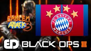getlinkyoutube.com-Black Ops 3: FC BAYERN MUNICH Emblem Tutorial (Emblem Attack 3)