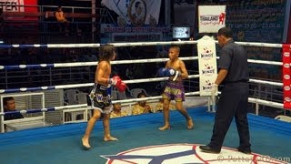 getlinkyoutube.com-MuayThai Fight Junior Thai Boxing at Superfight Thepprasit Pattaya 2013