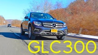 getlinkyoutube.com-Mercedes-Benz GLC Class GLC300 2017 review